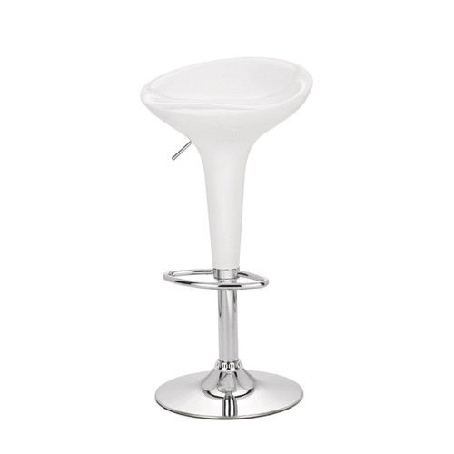 Hydra Lift Bar Stool - White