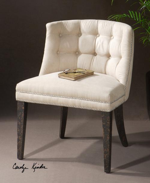 Trixie Slipper Chair
