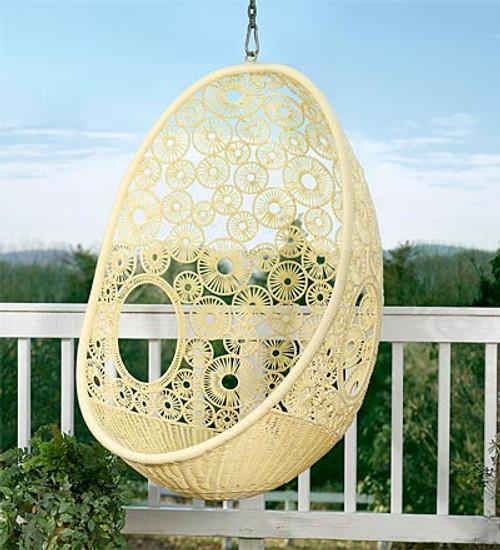 Flower Pod Hanging Chair