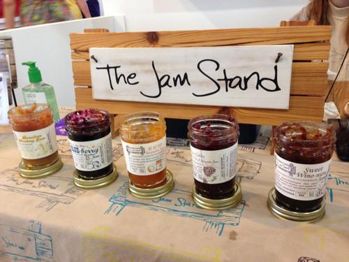 You're My Boy Blueberry Bourbon Jam - The Jam Stand