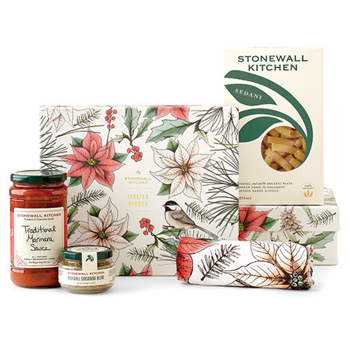 Holiday Italian Dinner Collection - Stonewall Kitchen