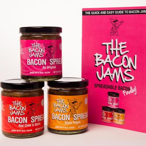 RED CHILE & GARLIC 8OZ - The Bacon Jams