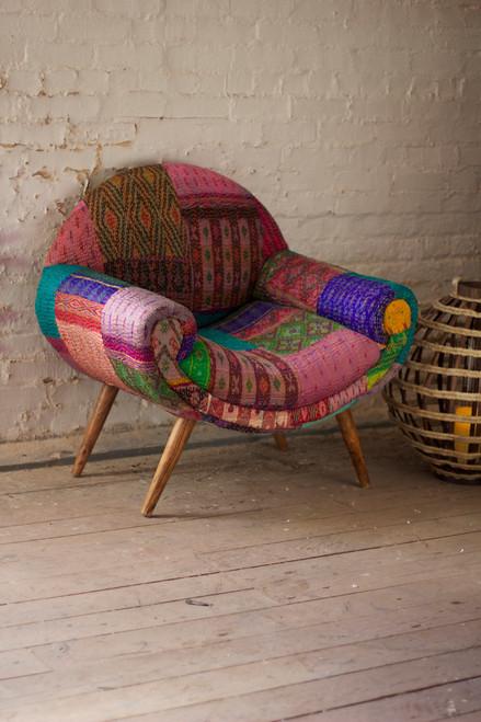 Remnant Vintage Arm Chair