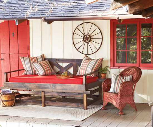 Napa Valley Sitting & Hanging Daybed
