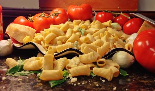 Rigatoni - Fresh Homemade Pasta - Made Daily- One Pound