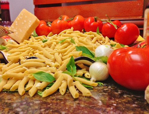 Fresh Penne Pasta - Made daily - 1 lb