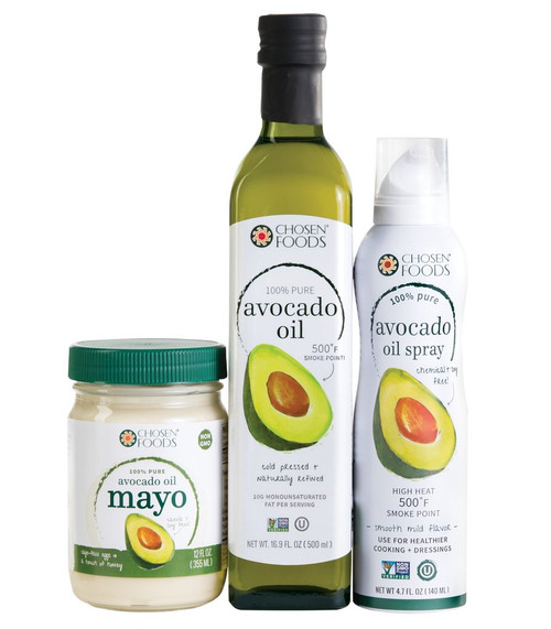 Avocado Oil Family Bundle