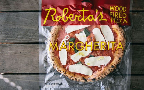 Roberta's Pizza - Classic Margherita  Wood Fired Pizza- 3 pack