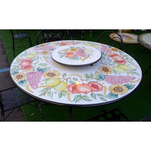 Estella Lava Table, custom designs available