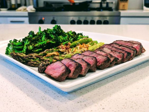 Denver Steak - includes 3 - American Wagyu