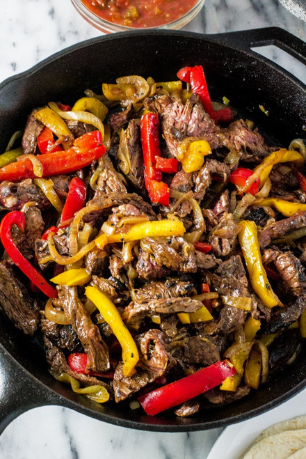 Fajita Meat - 1 lb - American Wagyu