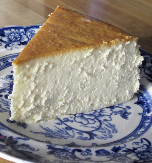 New York Cheesecake - (Free Recipe below)