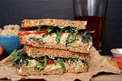 Plant Based Tuna Salad - Vegan
