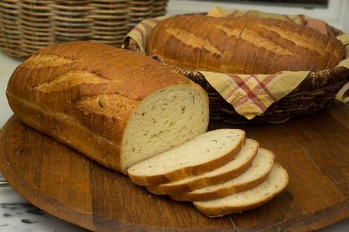 Take & Bake Bread, Rosemary - Case of 6
