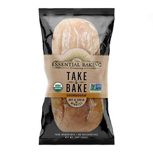 Take & Bake Sourdough