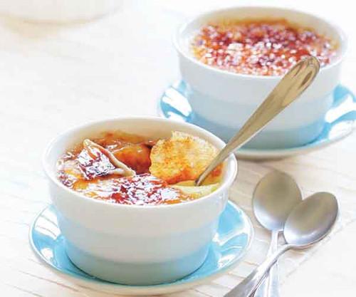 Classic Crème Brûlée - (Free Recipe below)