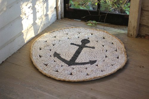 Anchor Rug / Door Mat