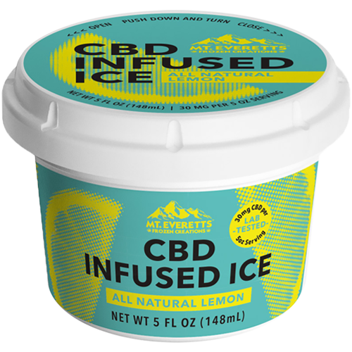CBD Lemon Ice - Italian Ice