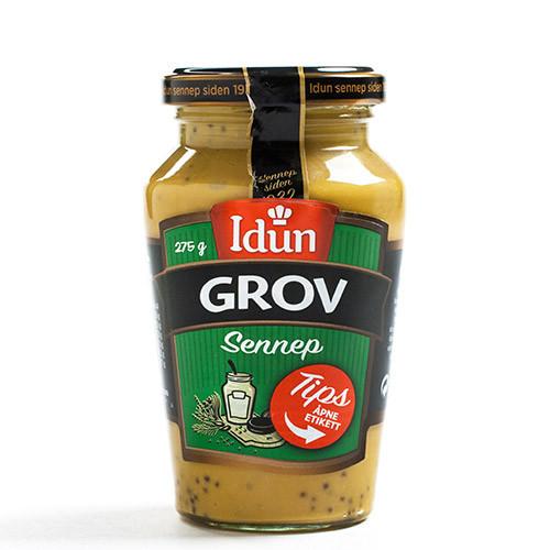 Norwegian Mustard by Idun
