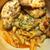 Garlic Pesto Chicken with Tomato Cream Penne - (Free Recipe below)