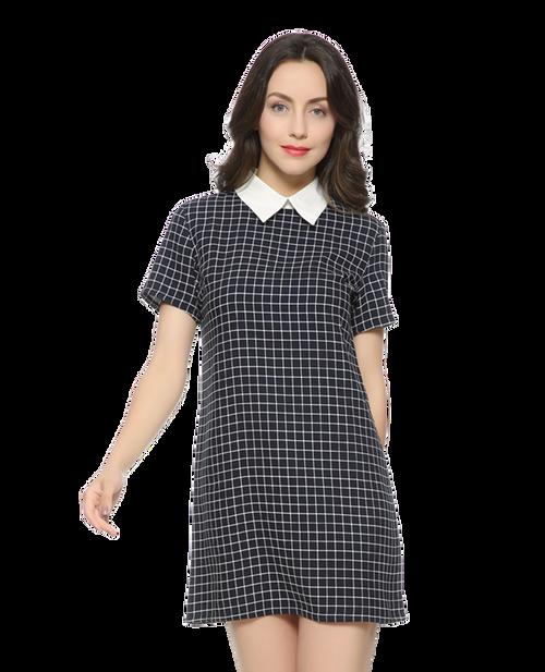 Sample Lines Dress