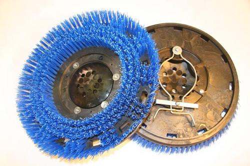 "Set of 2 Brushes Tennant Scrub Brush 13/""  part#  603159"