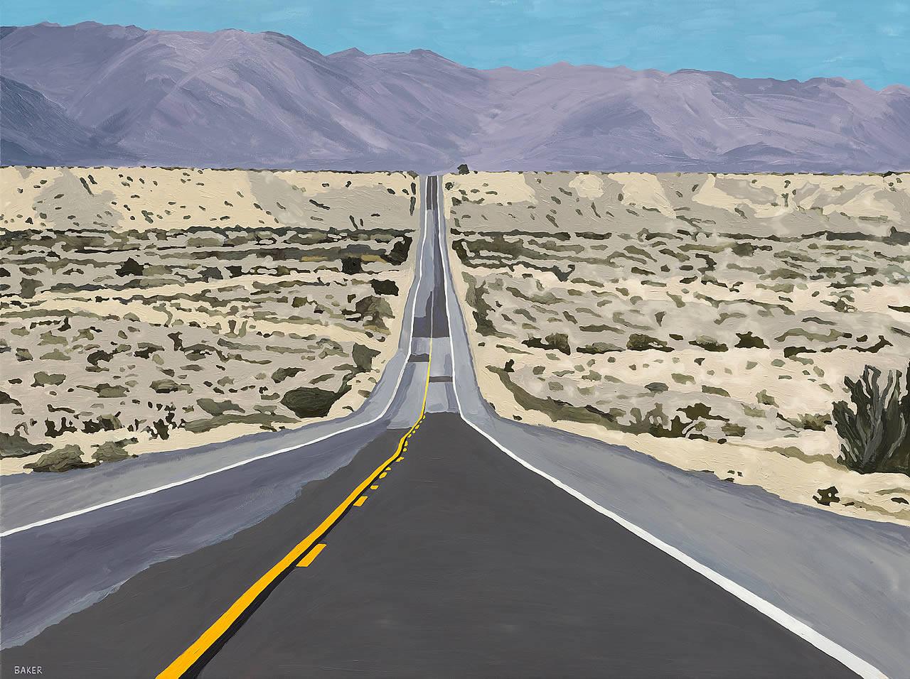 Road to Borrego