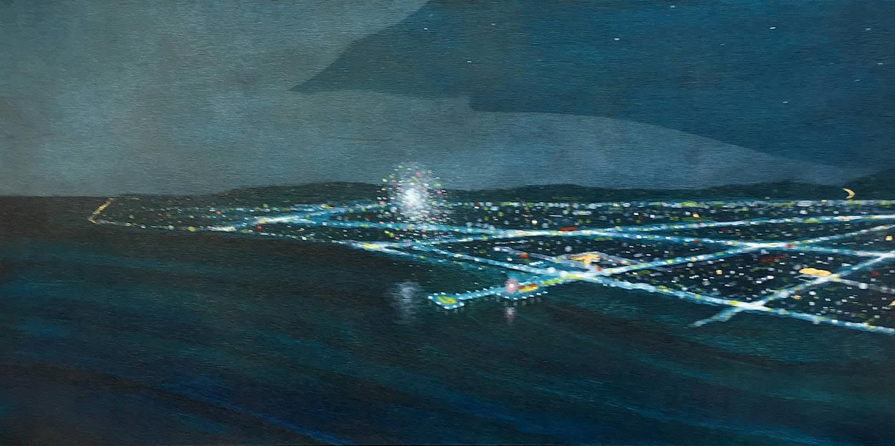 The Falling Rocket - For JAM Whistler