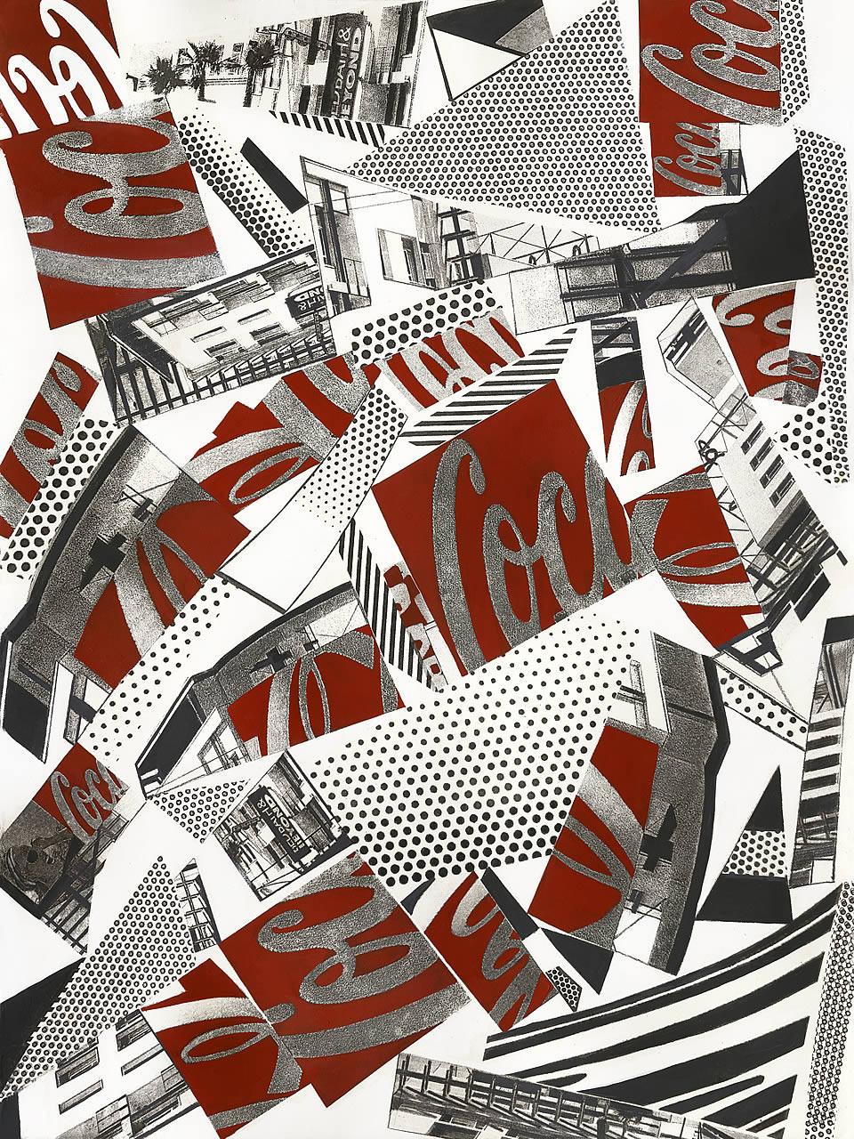 Hollywood Coca Cola, I