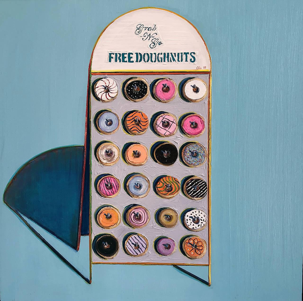 Free Doughnuts