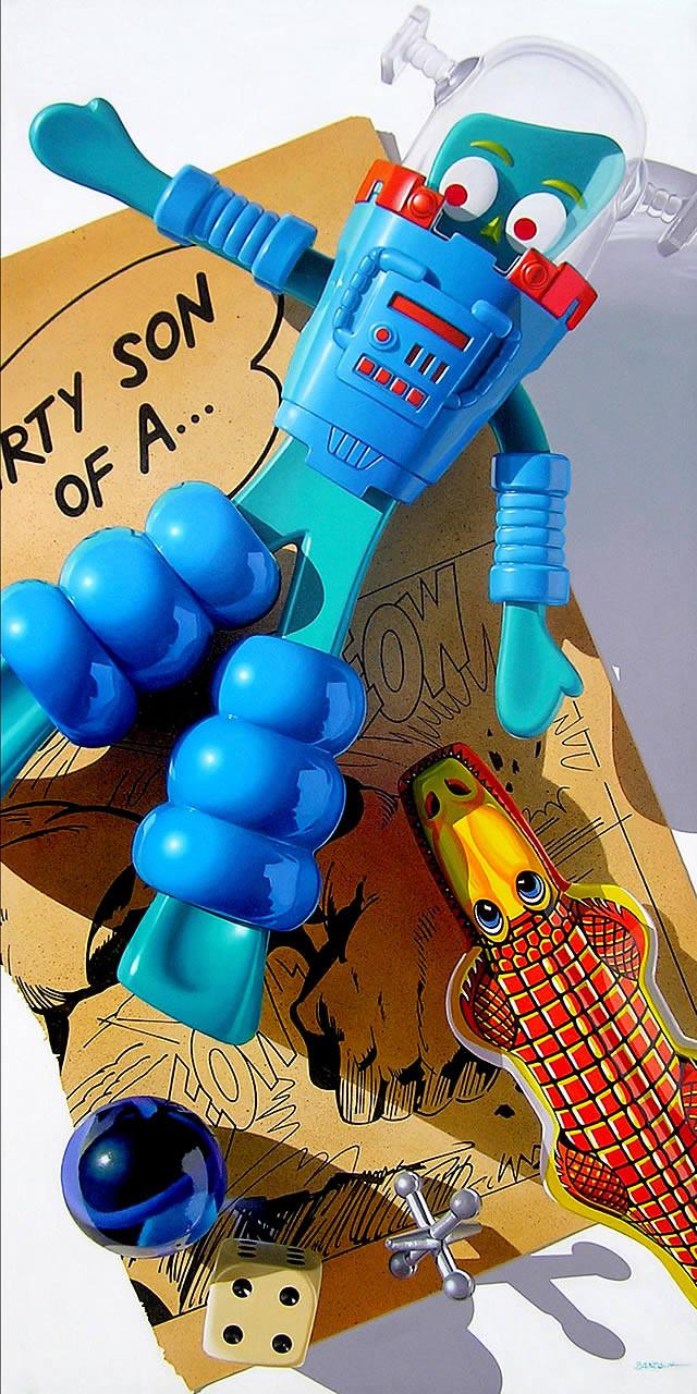 Robo Gumby