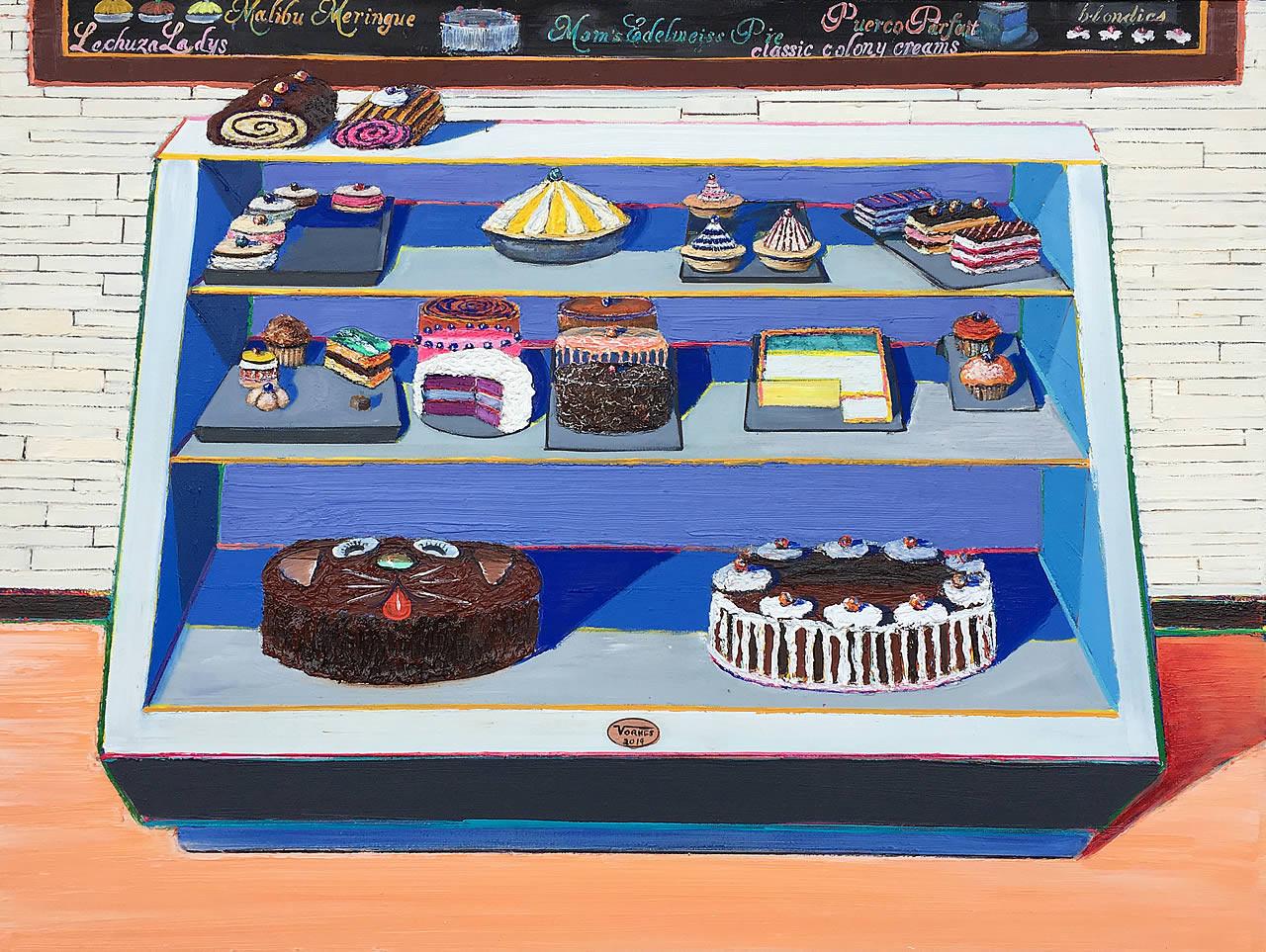 Malibu Confection Counter