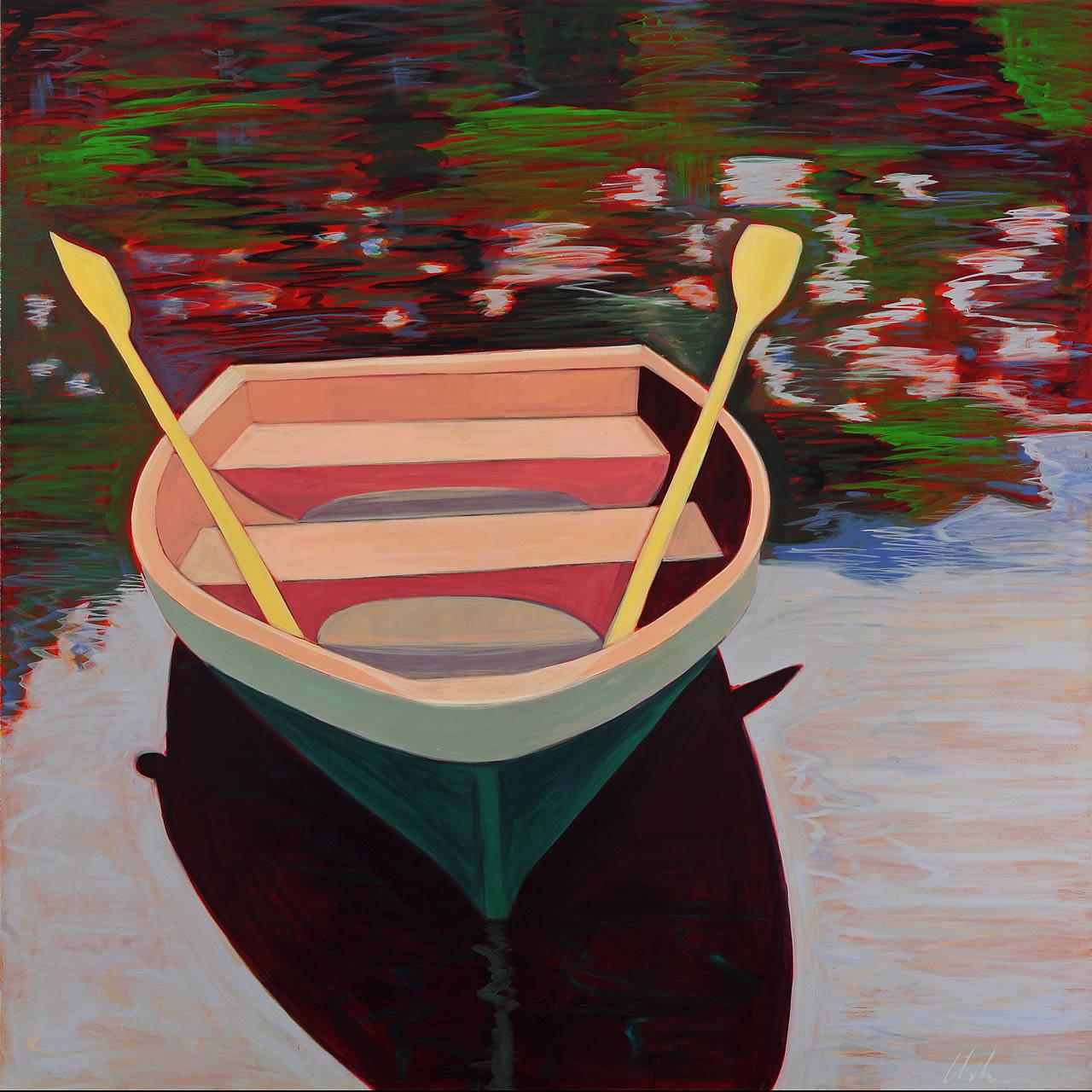 Central Park Boat