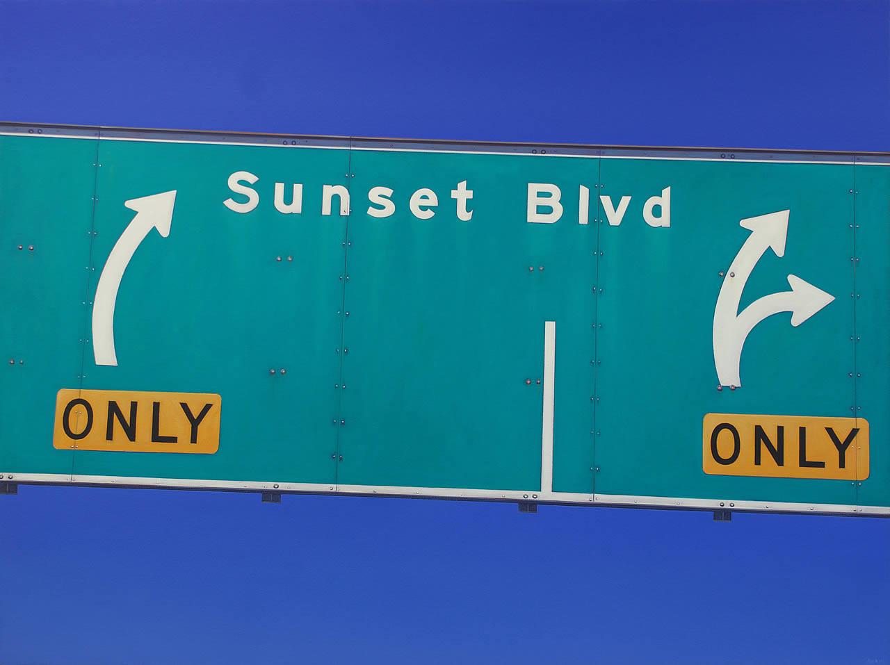 Sunset Blvd Only