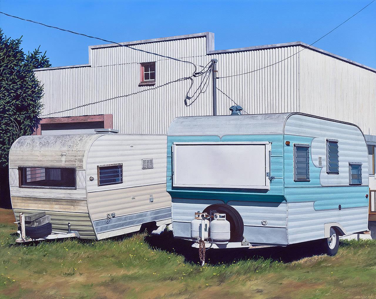 Old Friends (Port Townsend, WA)