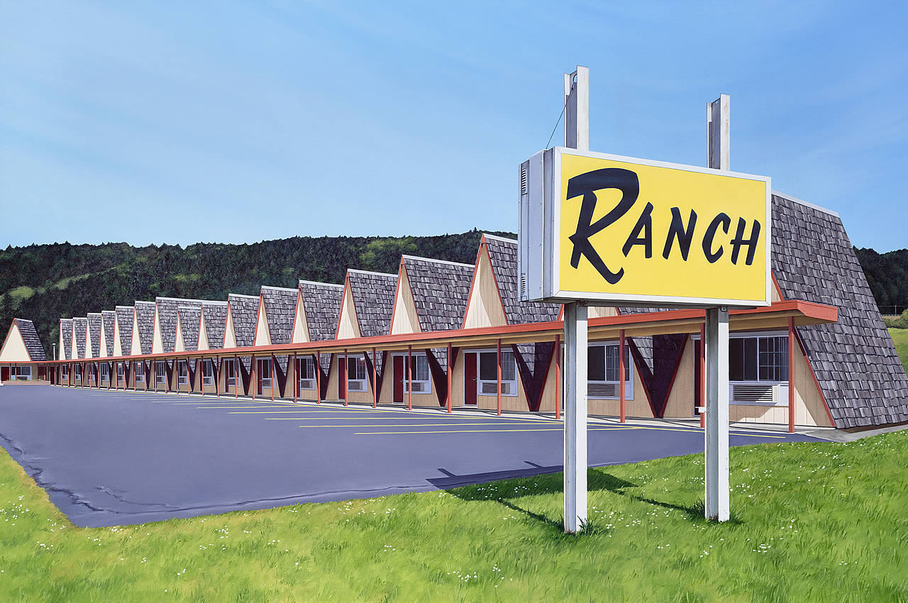 Ranch Motel (Rice Hill, OR)