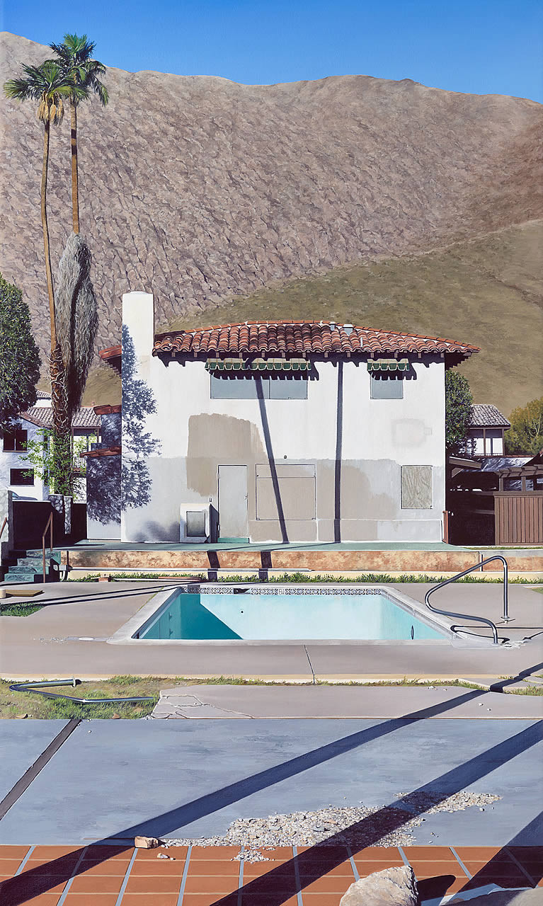 Empty Pool (Palm Springs, CA)