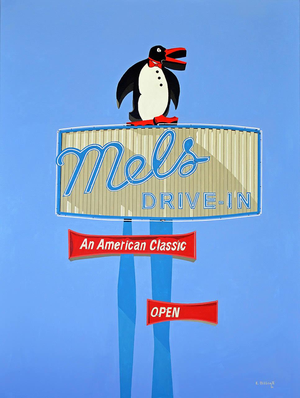 Mel's Drive In, II