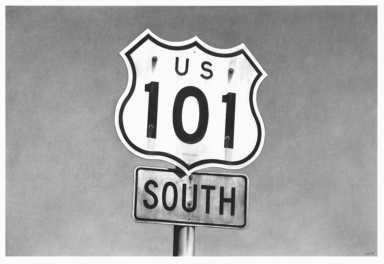 US 101 South