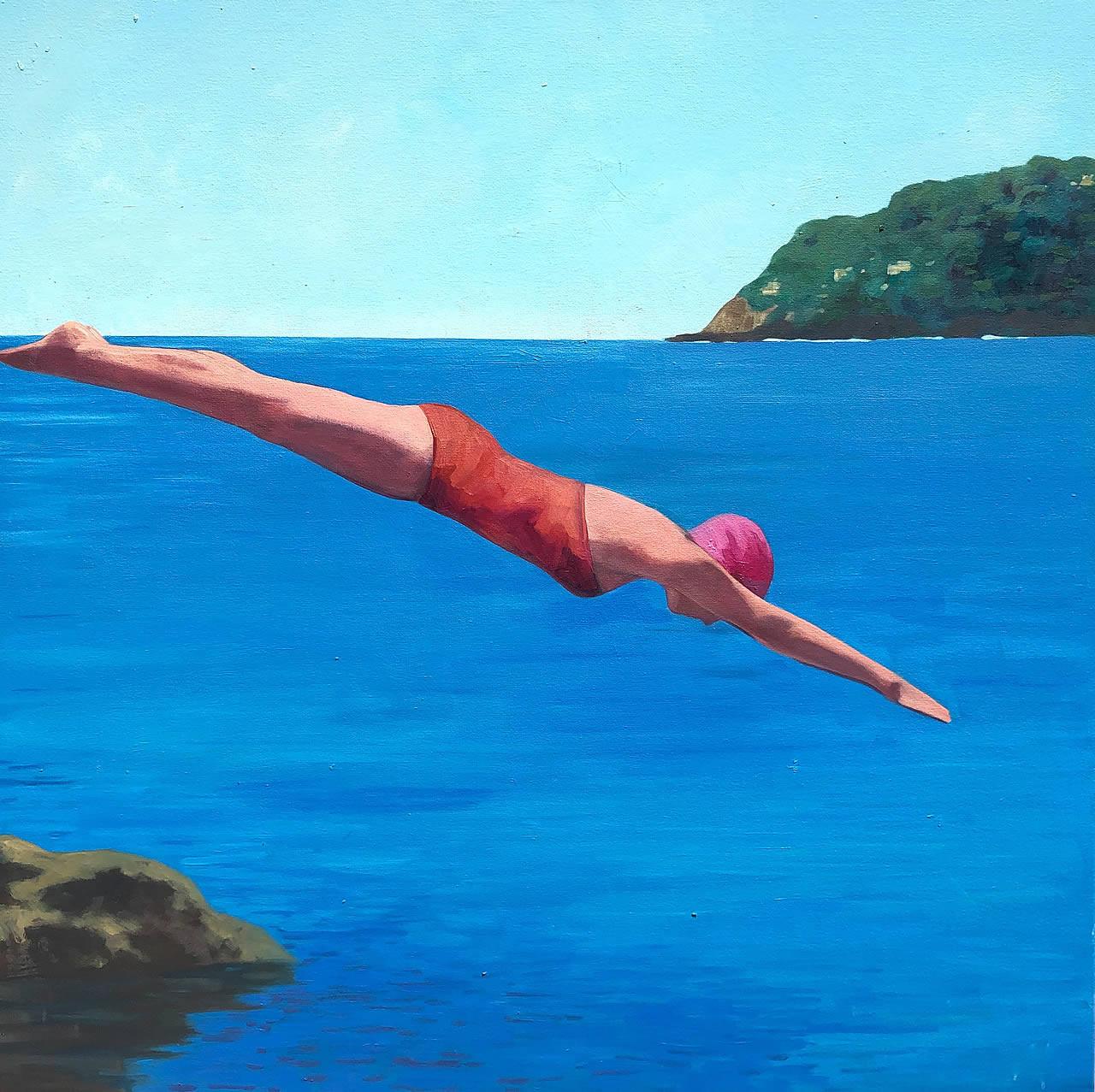 Summer Diver
