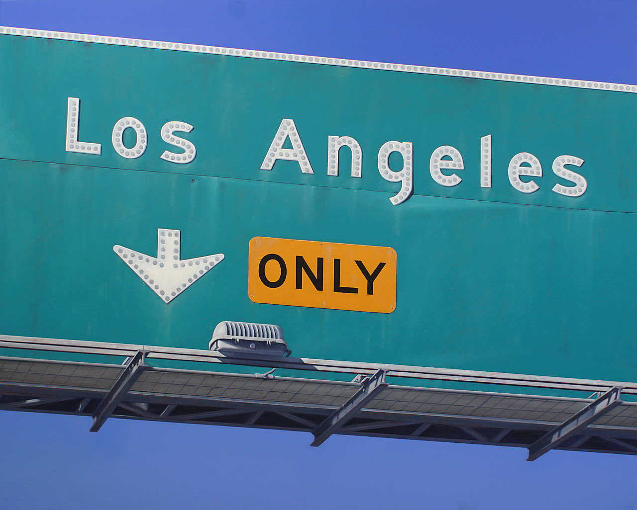 Los Angeles Only