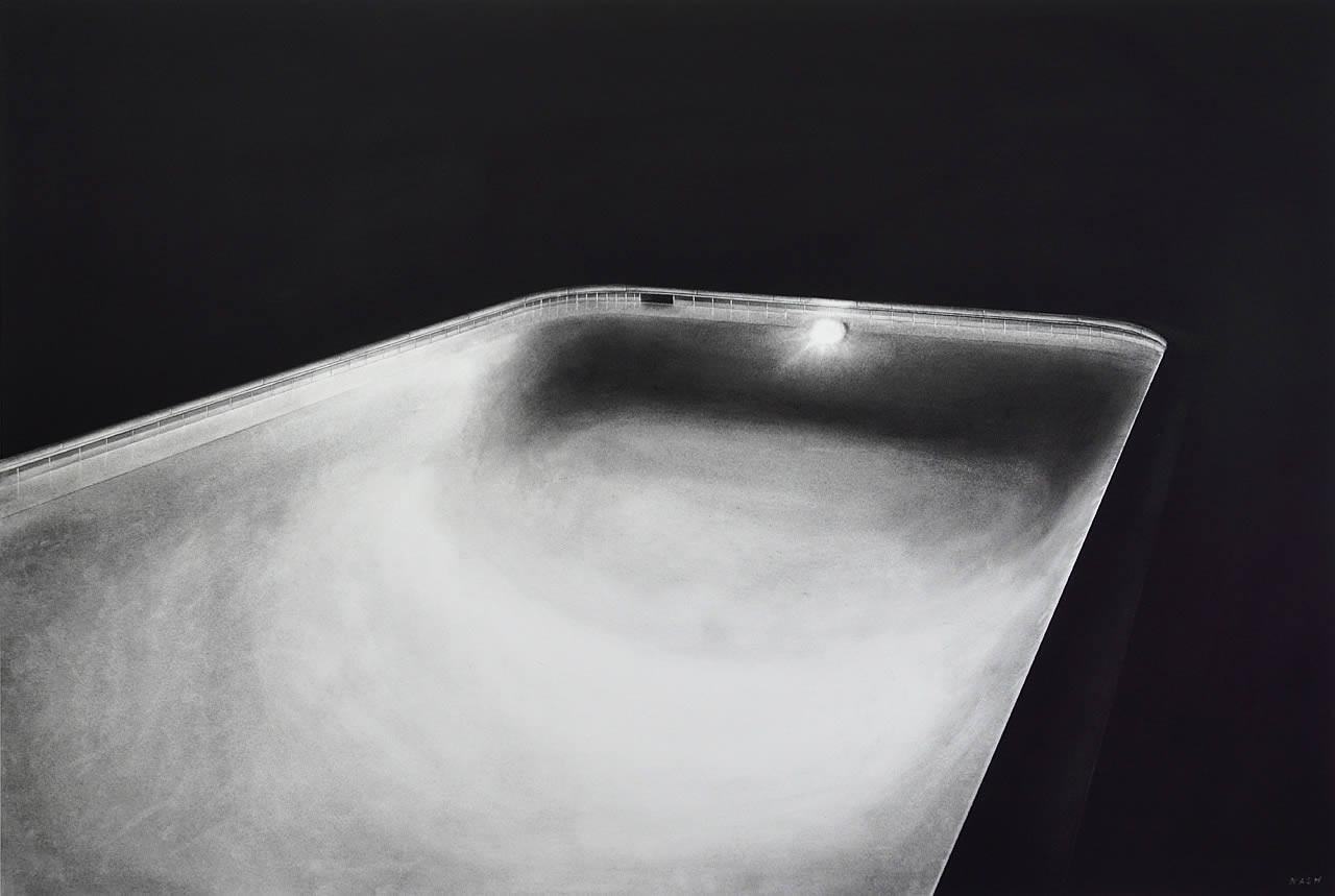 Los Angeles Night Pool 1