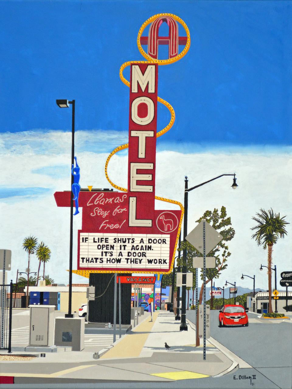"""""""A"""" Motel"""