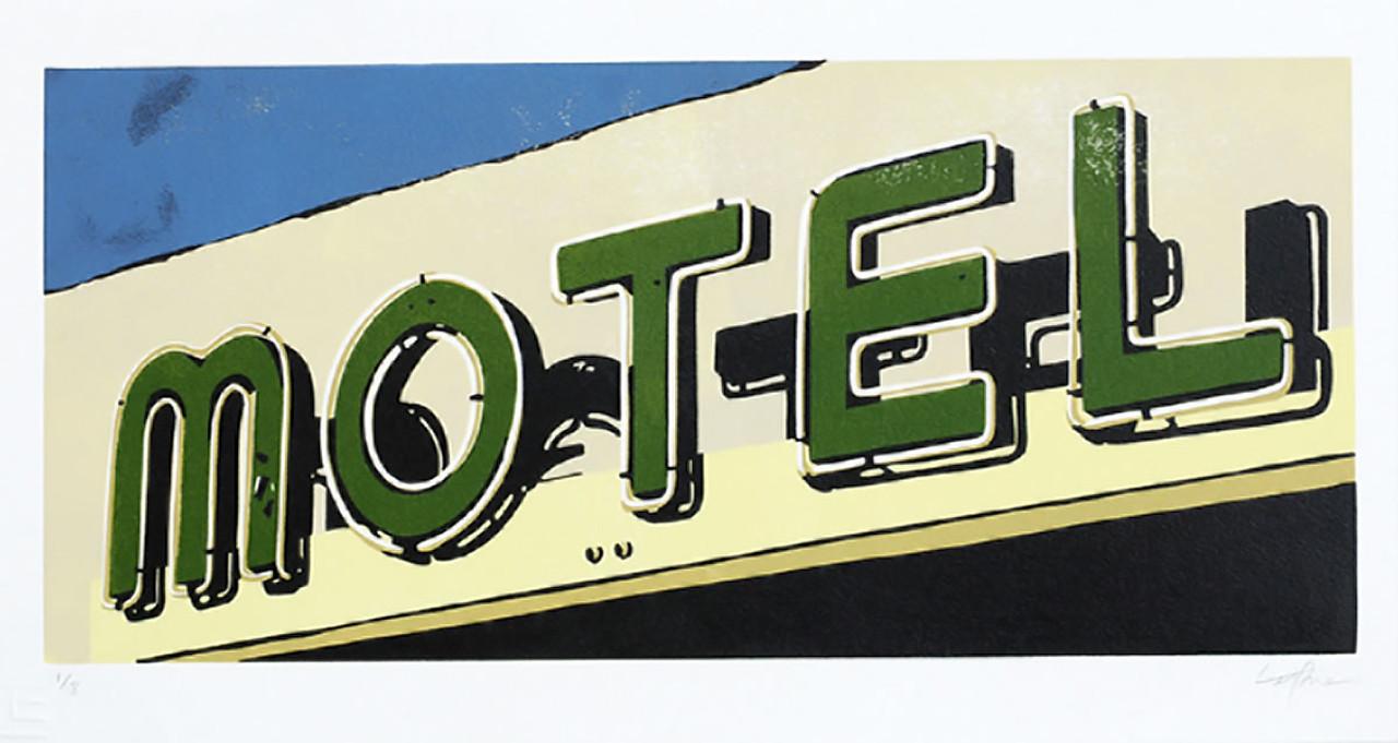 Motel (Olive)