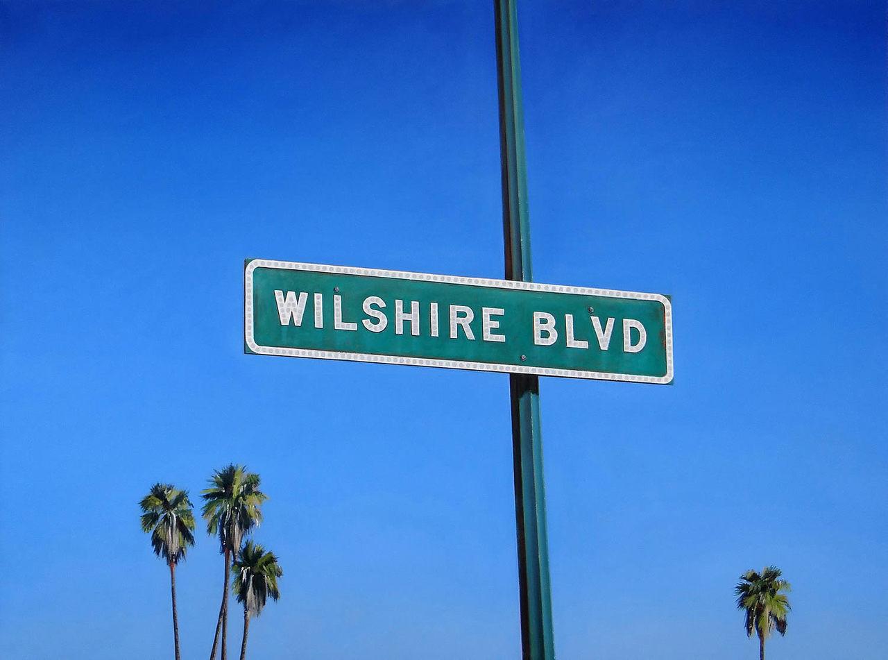 Wilshire Blvd (2015)