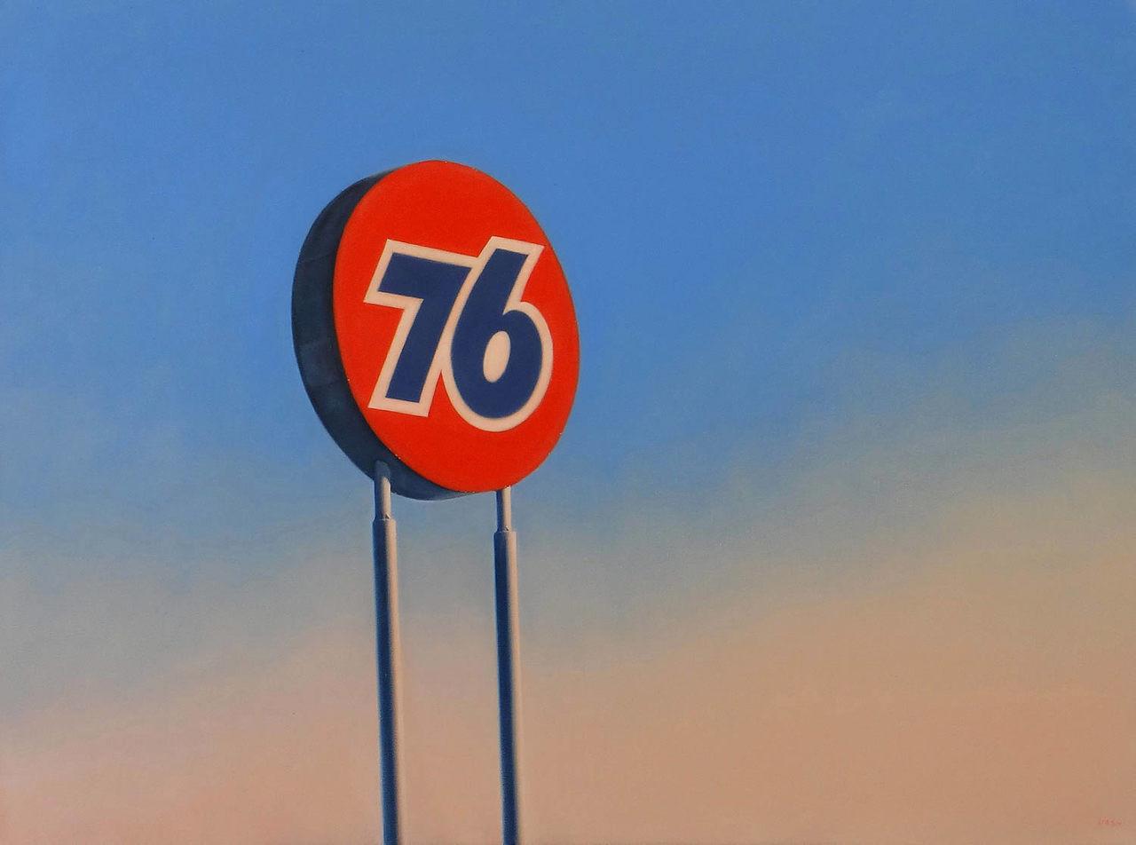 Sunset 76 (2015)
