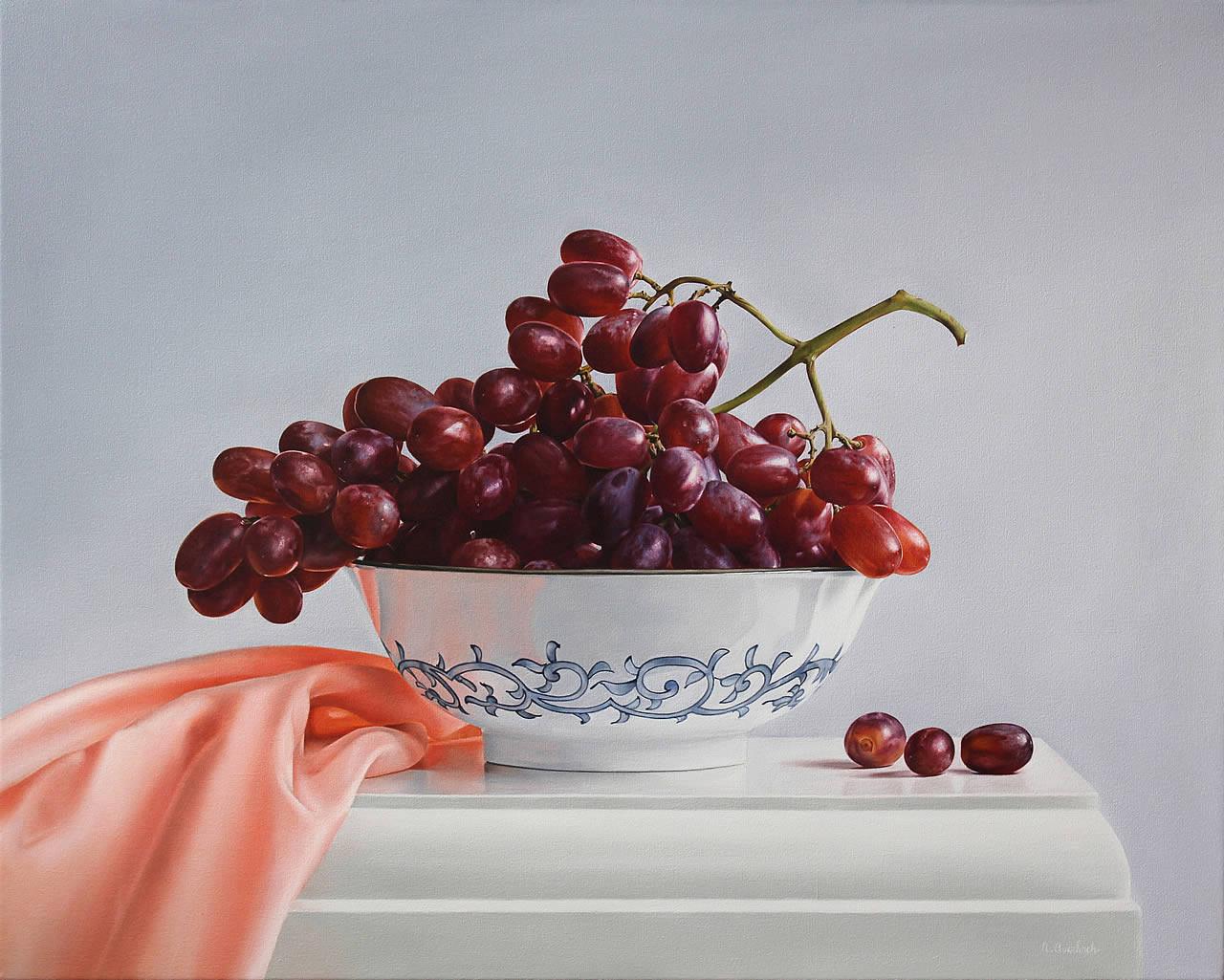 Bowl of Grapes