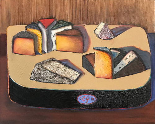 view Cheese Board