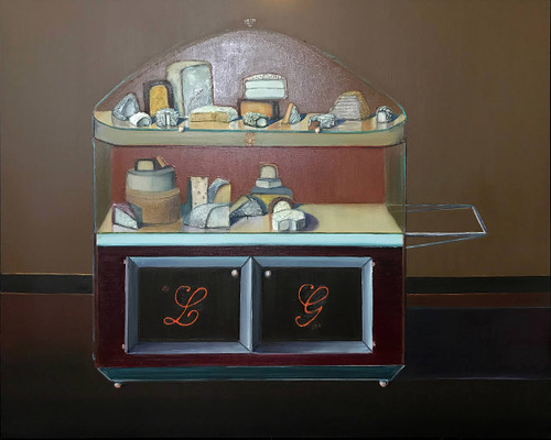 view Cheese Cart