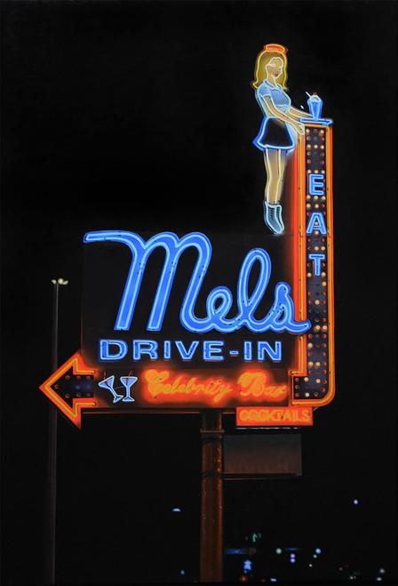 view Mel's